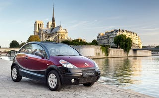 Illustration for article titled CItroen C3 Pluriel Charleston To Debut At Paris, Pay Homage To The 2CV