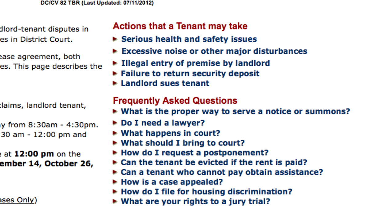 How Can I Hold My Landlord Accountable When Something Goes