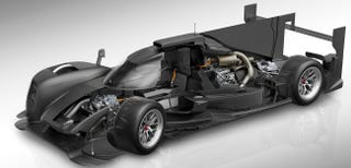 Illustration for article titled How Porsche's Stunningly Complex Hybrid Le Mans Race Car Works