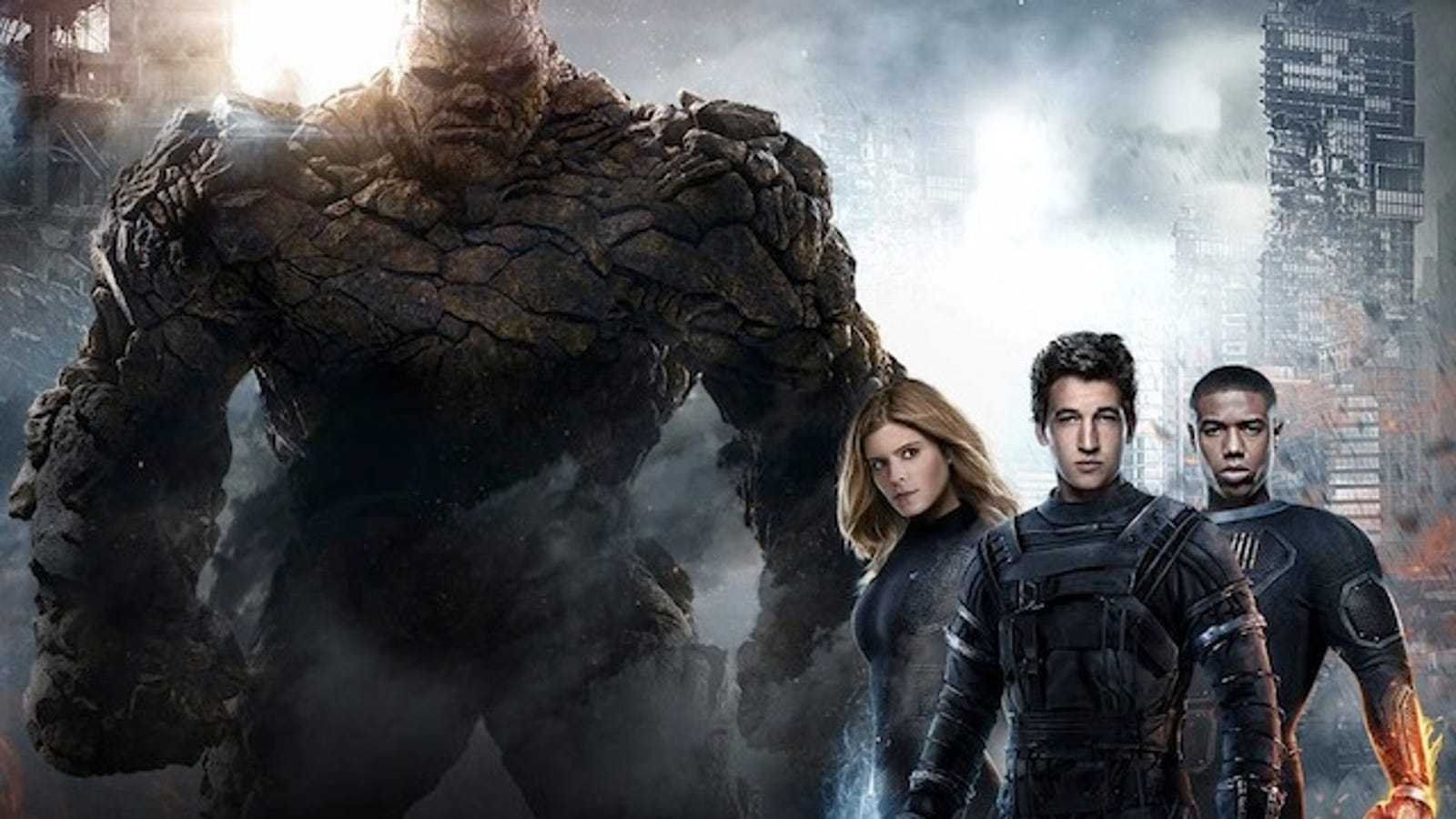 The Most Important Scenes from Fantastic Four (As I Remember