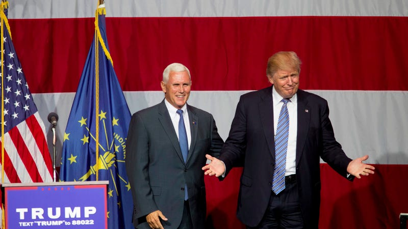 Illustration for article titled Donald Trump Announces That He Will Announce Indiana Governor Mike Pence as His VP