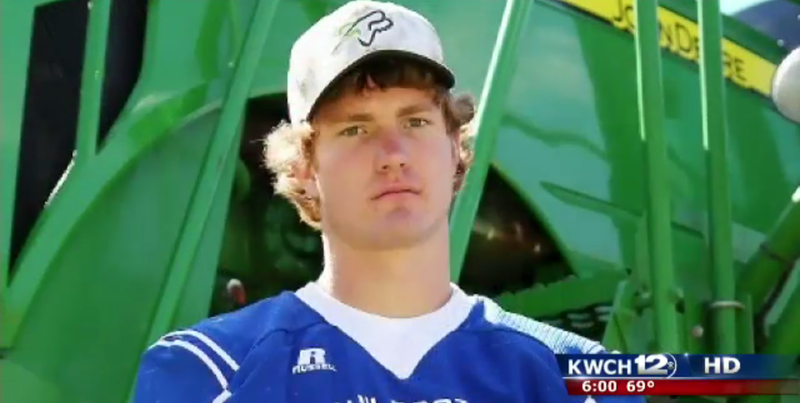 Illustration for article titled Rural Kansas High School Football Player Dies After Collapsing On Sideline