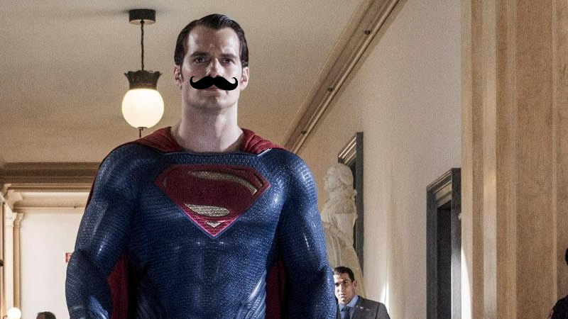 Image: Warner Bros. Mustache added for comedic effect.