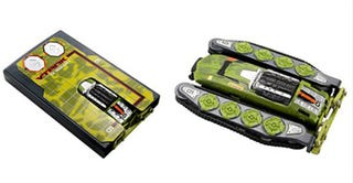 Illustration for article titled First Foldable R/C Cars Are Wallet-Sized Wonders