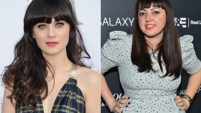 Illustration for article titled Zooey Deschanel and Sophia Rossi Producing Two TV Comedies