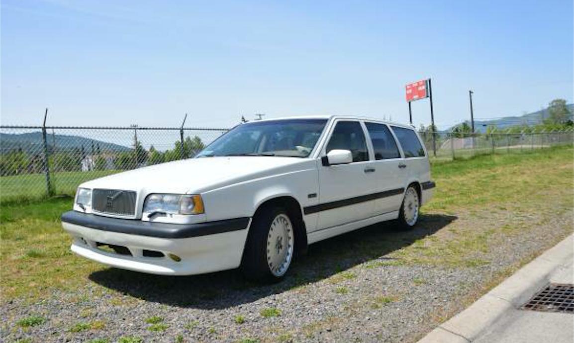 boost past the competition with this 1997 volvo 850r rh jalopnik com Custom Volvo 850R Craigslist Volvo 850R