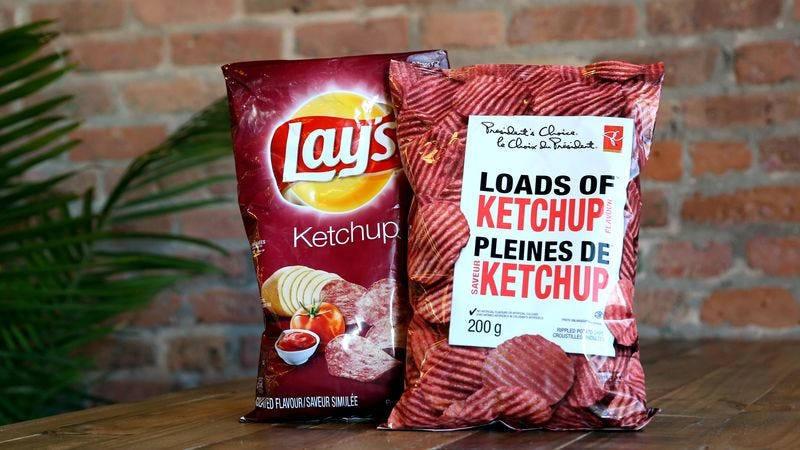 What Canadians understand about ketchup chips that Americans don't