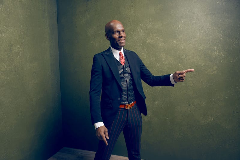 Dapper Dan at the 2015 Sundance Festival (Larry Busacca/Getty Images)