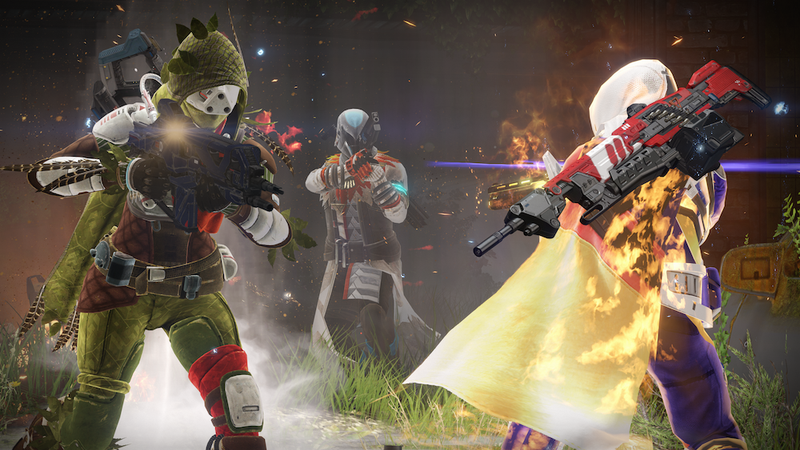Illustration for article titled Destiny PVP Is Getting A Bunch Of Balance Tweaks