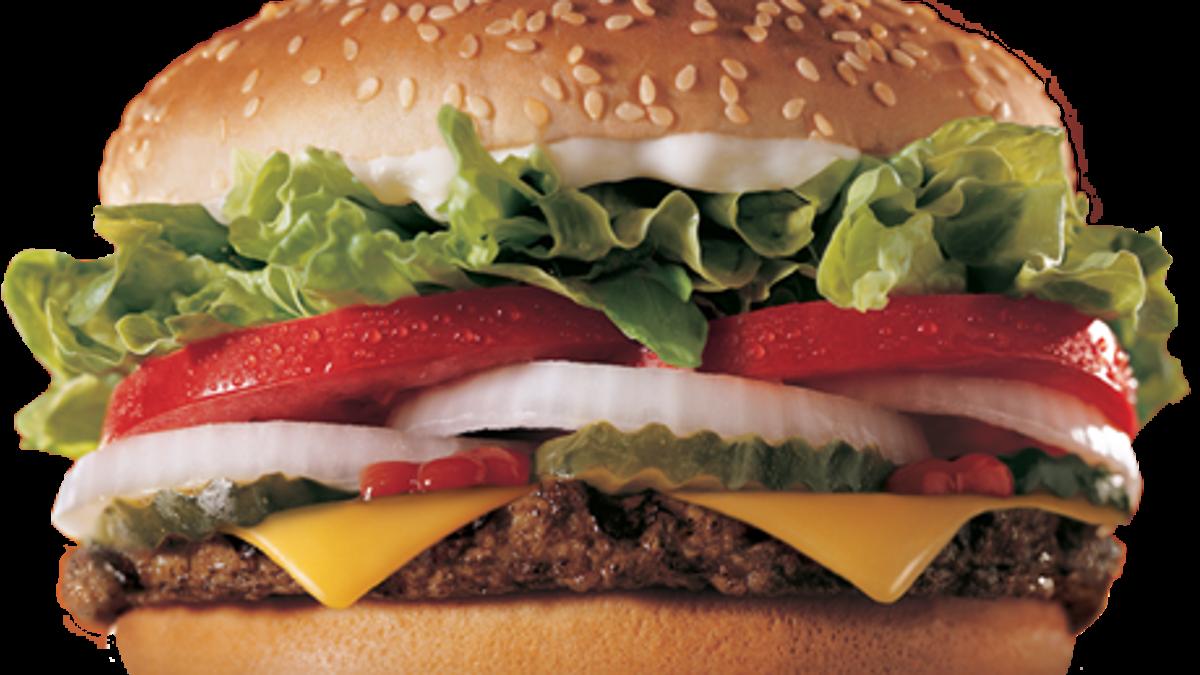 Big Mac Vs  Whopper: The Ultimate Burger Smackdown