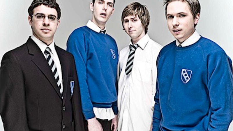 Illustration for article titled The Inbetweeners: The Inbetweeners
