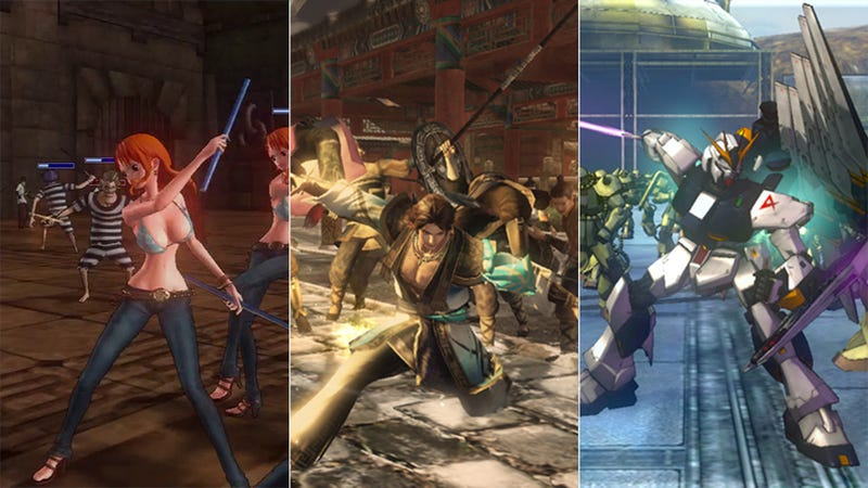 Illustration for article titled Why Dynasty Warriors Games Are Perfect for Non-Gamers