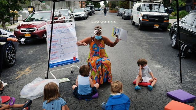 What Outdoor Learning Could Look Like During the Pandemic