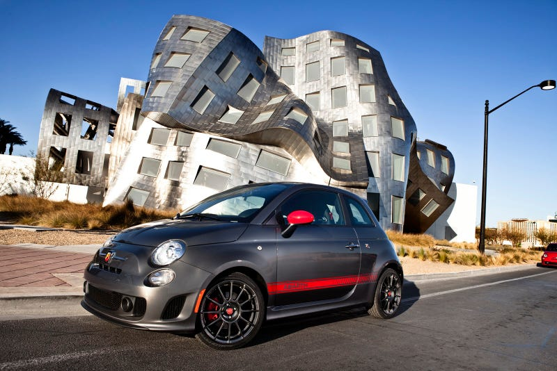 Illustration for article titled Fiat is selling the 500 ABARTH in Brazil!