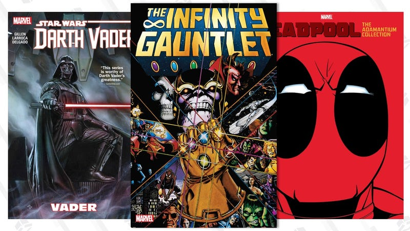 50% Off Marvel Digital Comics | Amazon