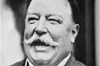 Illustration for article titled Rejoice: The New Mascot In The Washington Nationals' Presidents Race Is William Taft, Our Fattest And Sleepiest President [Update]