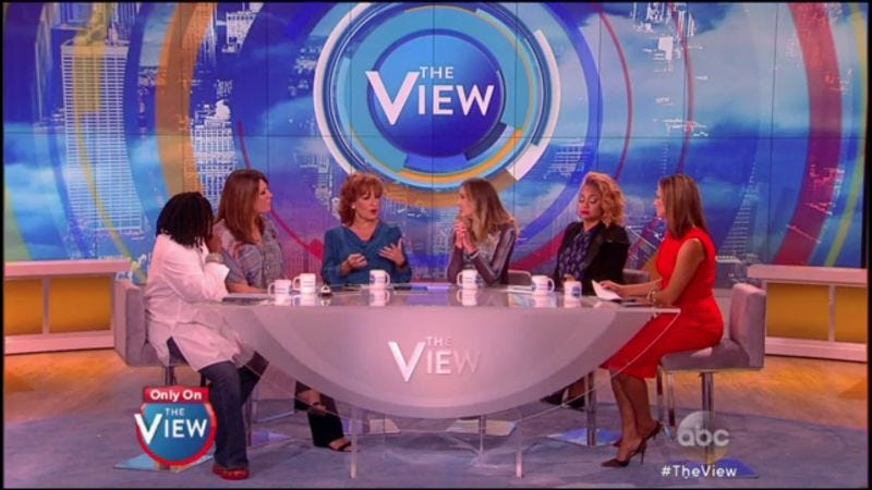 Illustration for article titled The View Loses Three More Advertisers After Mocking Nurses