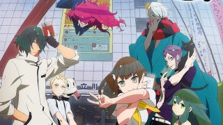 Illustration for article titled What the @#$% is going on with the new Gatchaman anime