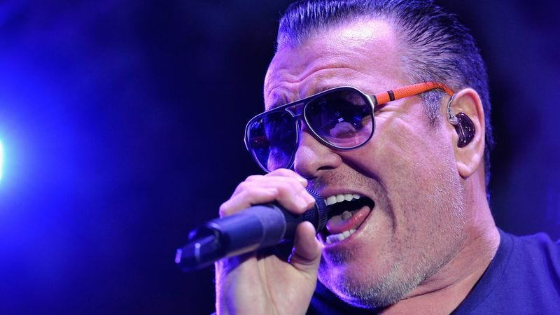 Smash Mouth singer Steve Harwell (Photo: Michael Tullberg)