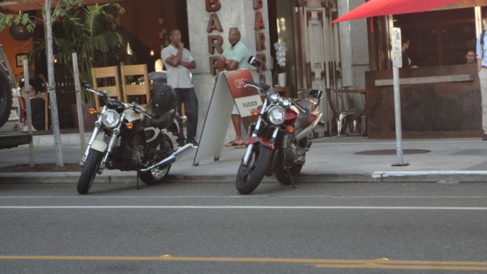 The Honda 919 Or How Learned To Live With A Simple Bike For 2 Years