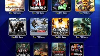 Illustration for article titled Sign Up for PlayStation Plus, Get a Whole Game Collection for Free