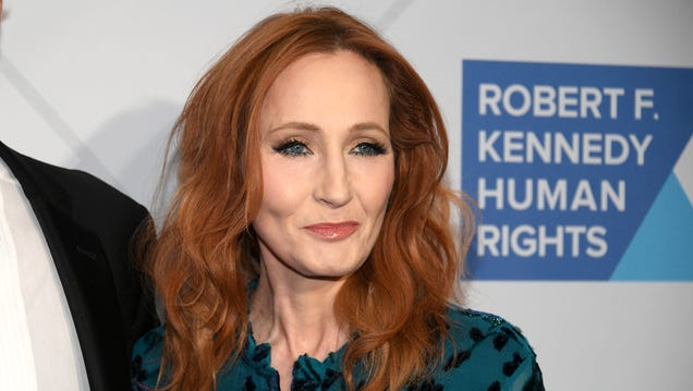 Read this: Add the Sorting Hat to the list of things J.K. Rowling is wrong about