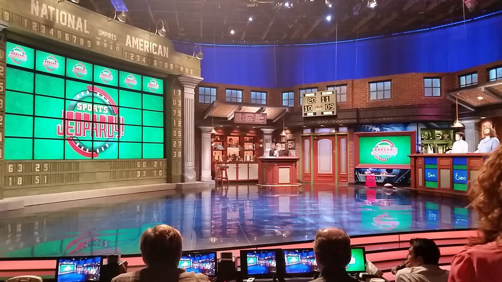Coffee And Cars >> Here's What The Sports Jeopardy! Set Will Look Like