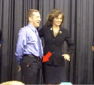 Illustration for article titled To Be Fair, I Think Sarah Palin Gives Me A Robust Boner, Too, Sometimes
