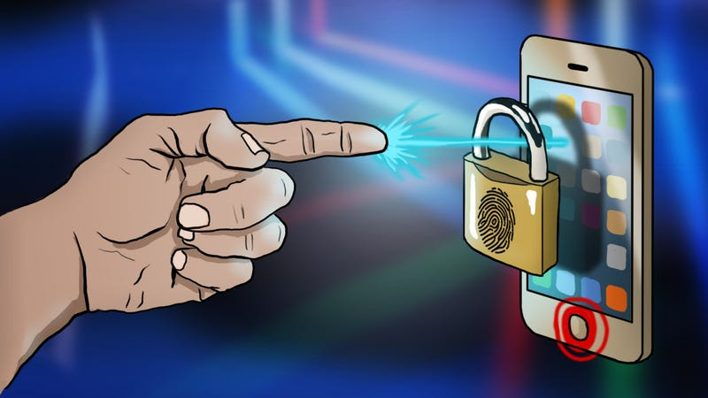 Illustration for article titled Are Fingerprint Scanners Really More Secure?