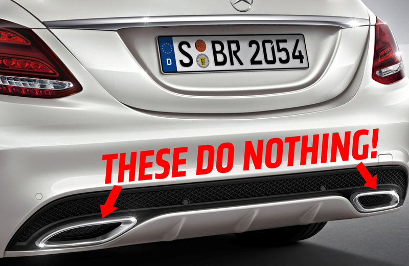 The Ten Most Ridiculous Car Design Details