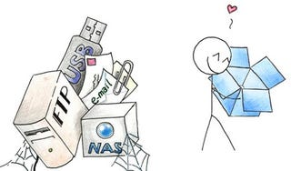 Illustration for article titled Use Dropbox for More Than Just File Syncing