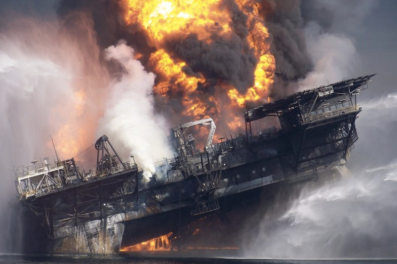 Illustration for article titled Exhaustive Investigation Details Final Moments of the Doomed Deepwater Horizon