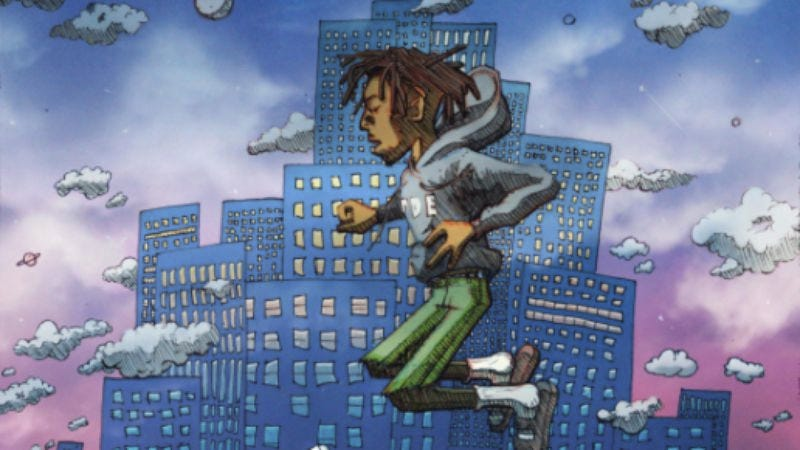Illustration for article titled Isaiah Rashad's low-key, masterful new album is a Southern rap classic