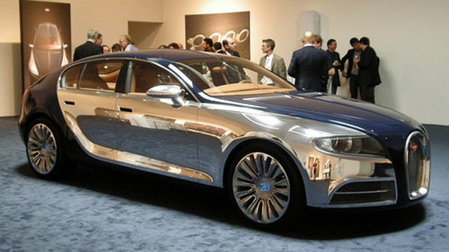 four door bugatti galibier 16c live and in the insanely. Black Bedroom Furniture Sets. Home Design Ideas