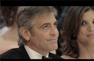 Illustration for article titled Oscar The Grouch: George Clooney's Best (Worst?) Academy Awards Faces (Updated)
