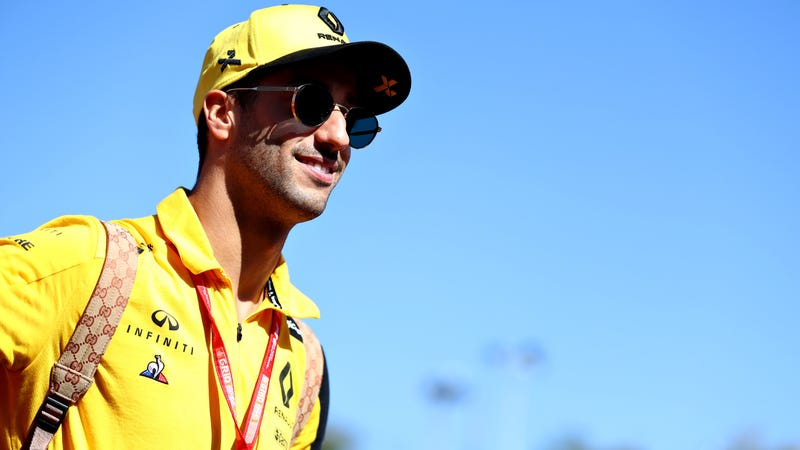 Why Daniel Ricciardo's Old Manager Is Suing Him For $12.8 Million