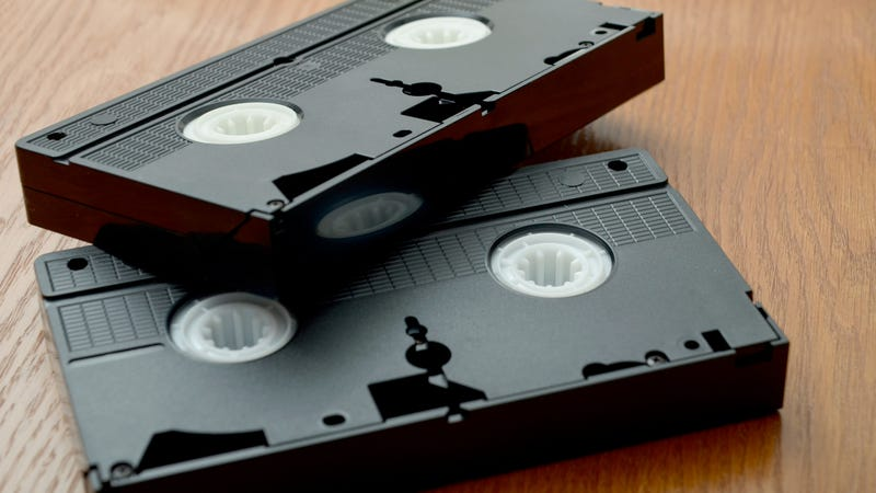 Illustration for article titled Now a Collector's Item: VHS Tapes