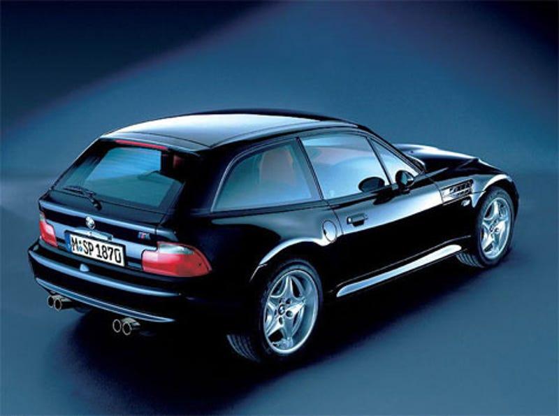 The Jalopnik Fantasy Garage FirstGeneration BMW M Coupe