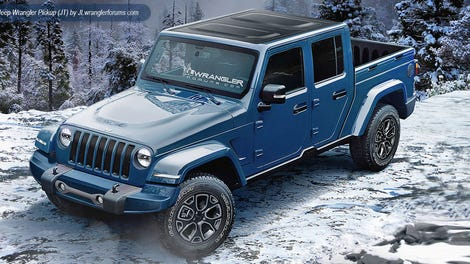 2018 jeep rubicon.  Rubicon The Internetu0027s Biggest Jeep Nerds Think This Is What Next Wrangler Will  Look Like To 2018 Jeep Rubicon