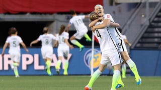 How The USWNT Can Beat Germany