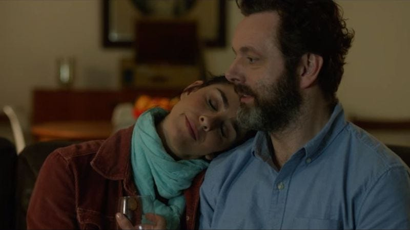 Illustration for article titled Sarah Silverman, Michael Sheen prove You Can Never Really Know Someone in a new short