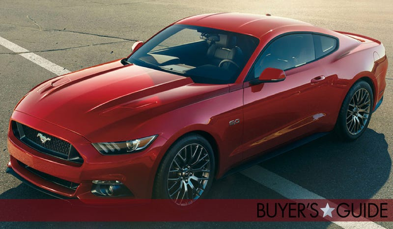 418f398a Ford Mustang: The Ultimate Buyer's Guide