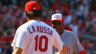 Illustration for article titled Tony La Russa Explains Decision Not To Put Johnny Cueto On All-Star Team By Admitting To Violating MLB CBA