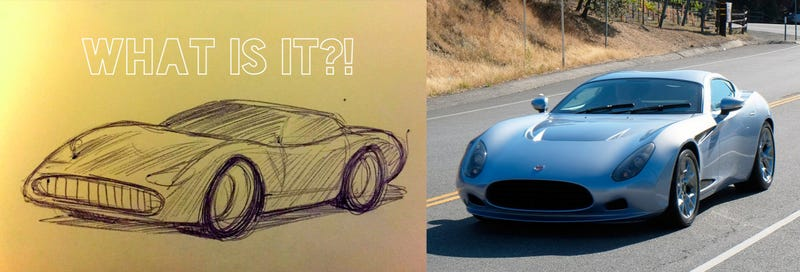 Illustration for article titled Mystery Car (almost) Solved: We Have a Match