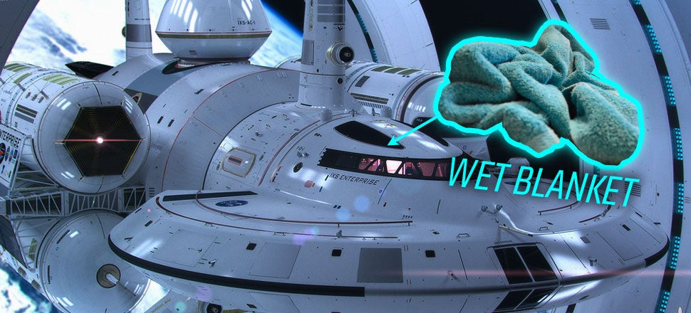 the painful truth about nasa s warp drive spaceship from a physicist rh jalopnik com