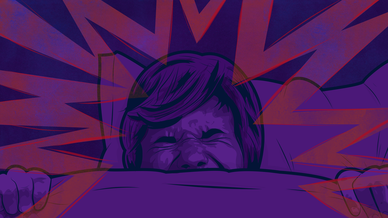 Illustration for article titled Why You Get Night Terrors and How to Make Them Stop