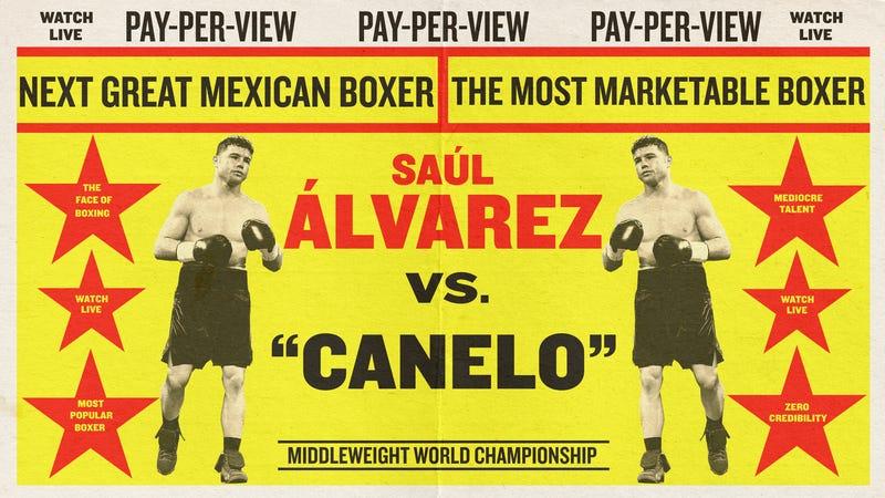 Who Is Sal Canelo Lvarez