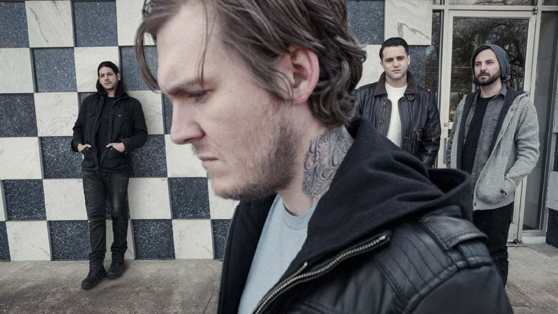 """Illustration for article titled The Gaslight Anthem's Brian Fallon can't get down with Weezer's """"Hash Pipe"""""""