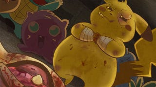 Illustration for article titled Pikachu Just Felt Like Destroying Something Beautiful