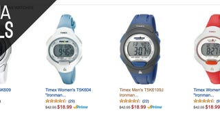 These Timex Ironman Watches are Only $19 Today